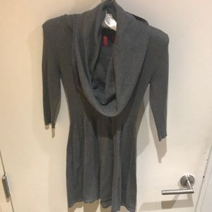 5|48 gray dress (Saks Off Fifth Brand)